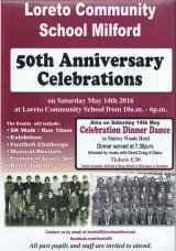 Loreto 50 Celebrations