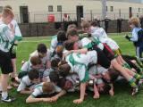 U-14 Boys win UlsterFinal